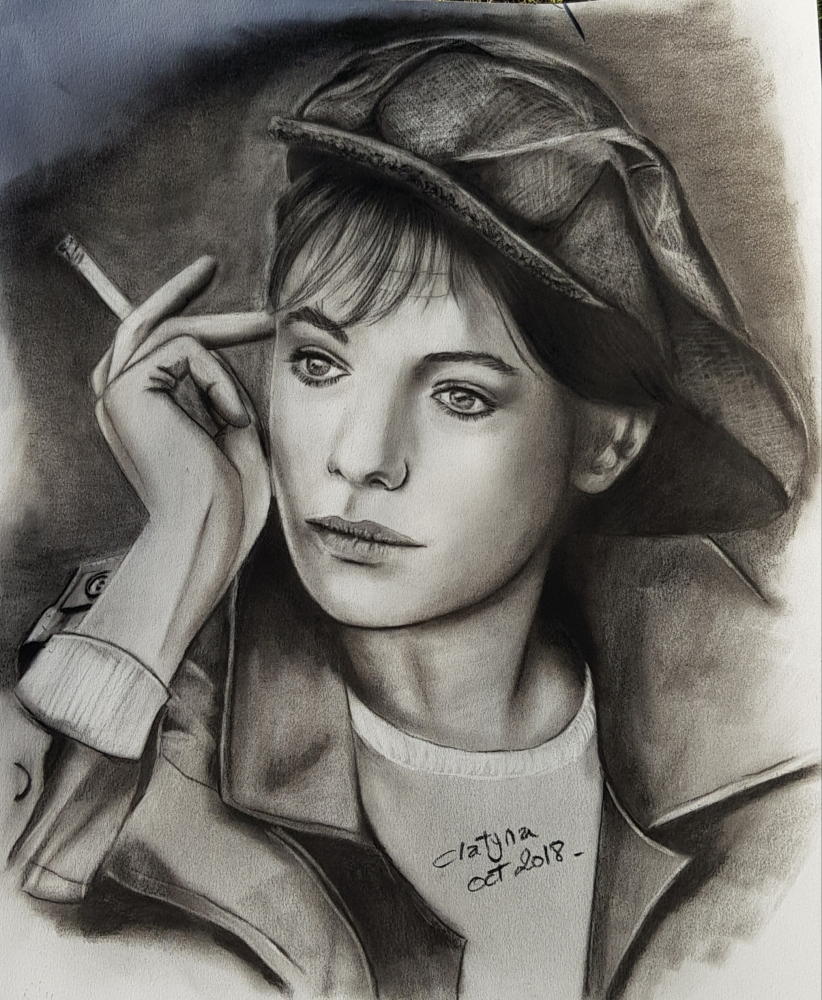 Jacqueline Bisset by clatyna